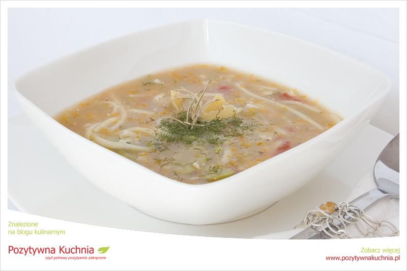 Zupa z bobem