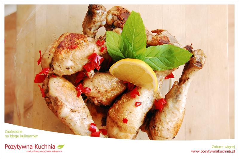 Kurczak pięciu smaków