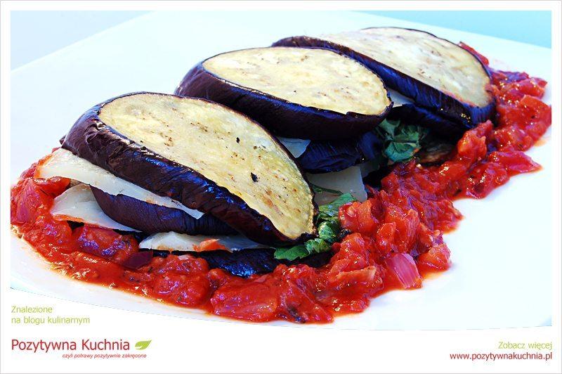Ostry bakłażan w chili