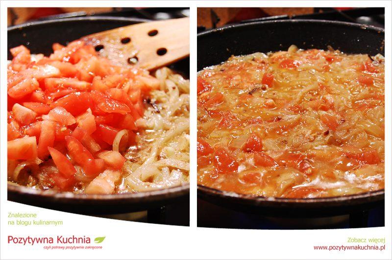 Dodanie pomidorów