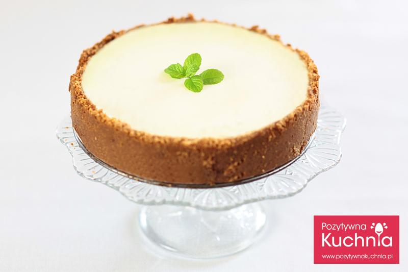 Sernik nowojorski - New York Cheesecake