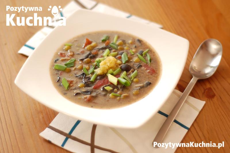 Zupa z koźlarzy