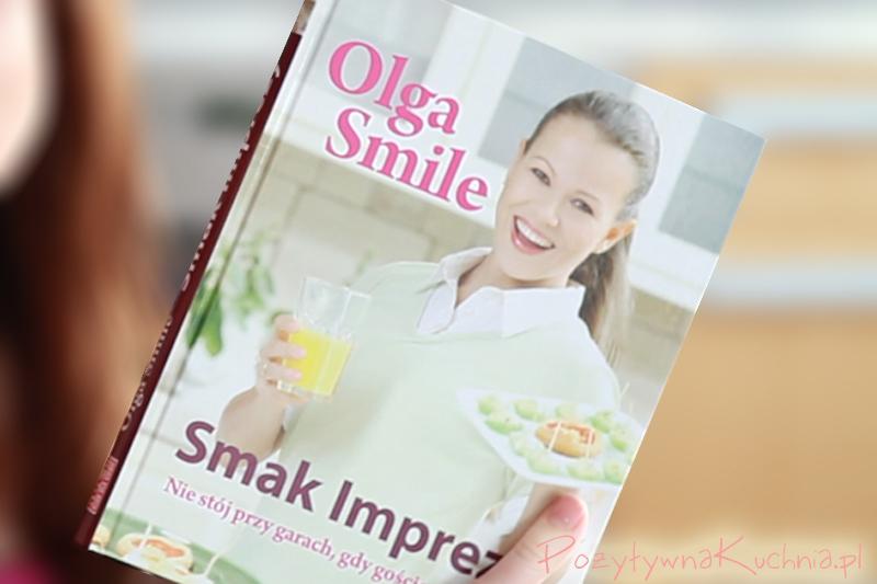 """Książka """"Smak Imprezy"""" - Olga Smile"""