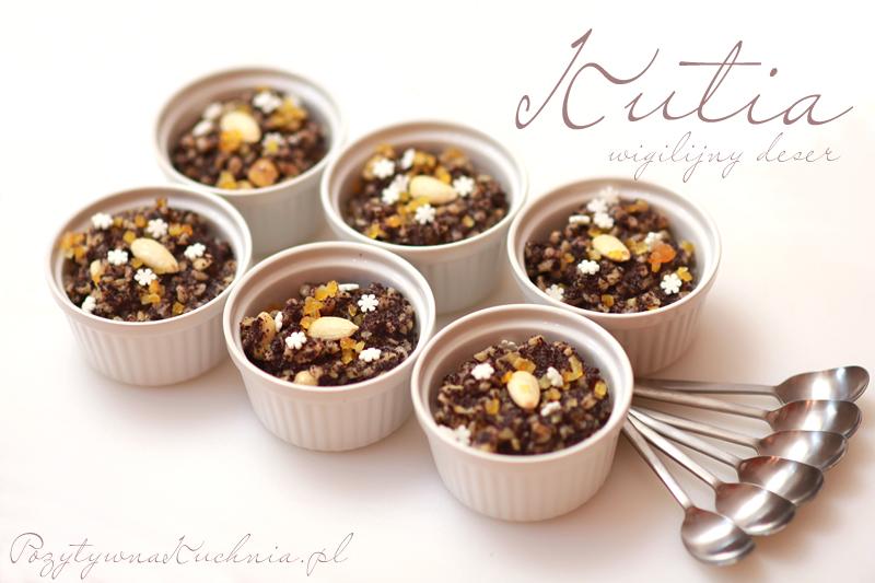 Kutia - deser wigilijny