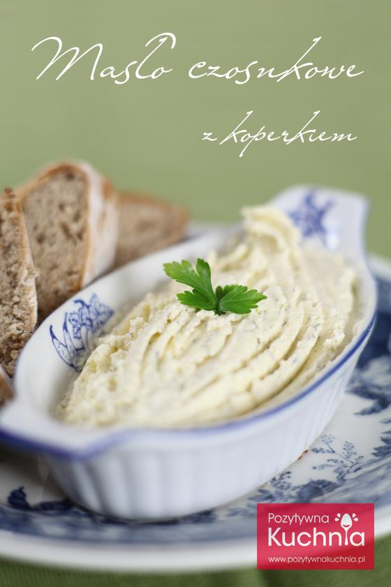 Masło czosnkowe