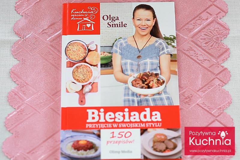 """""""Biesiada. Przyjęcie w swojskim stylu"""" - Olga Smile"""