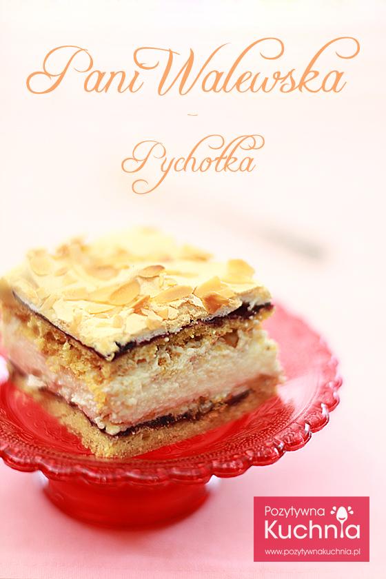 Ciasto Pani Walewska - Pychotka