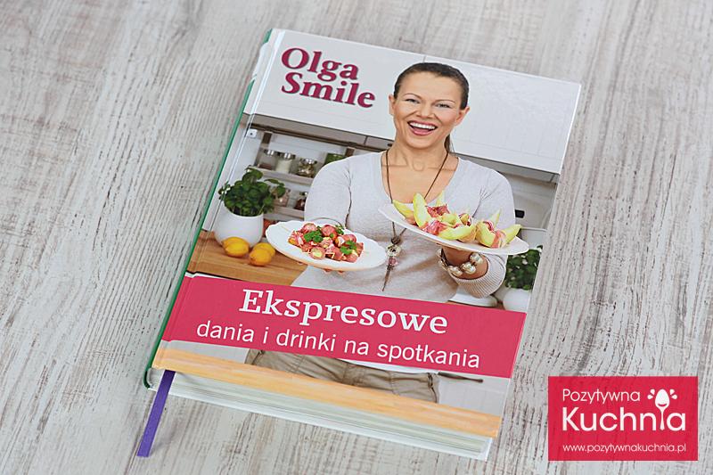 """""""Ekspresowe dania i drinki na spotkania"""" - Olga Smile"""