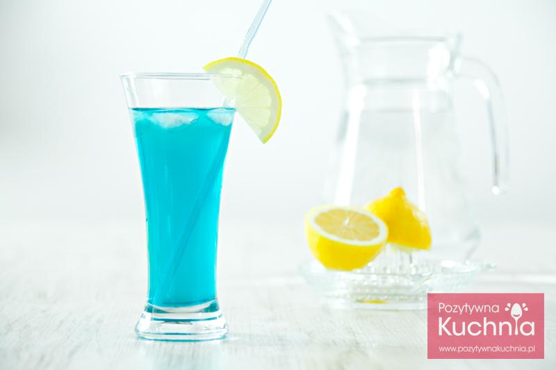 Błękitna laguna - drink