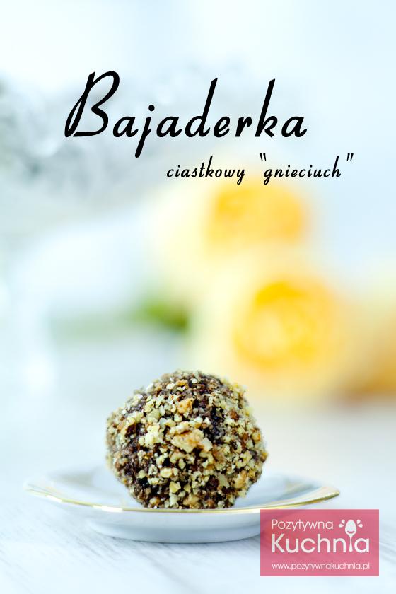 Bajaderka - kulka
