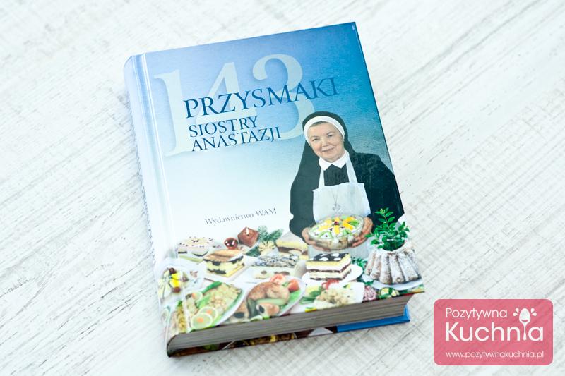 143 przysmaki Siostry Anastazji - książka kucharska
