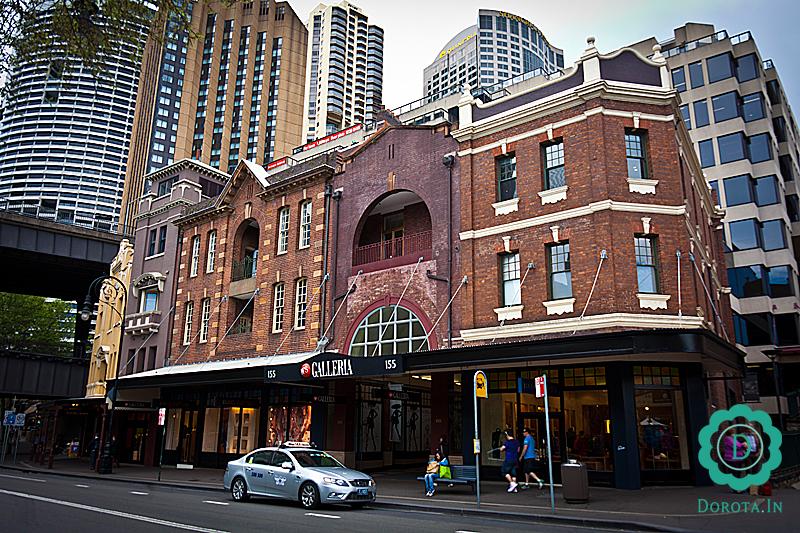 Randka restauracja Sydney