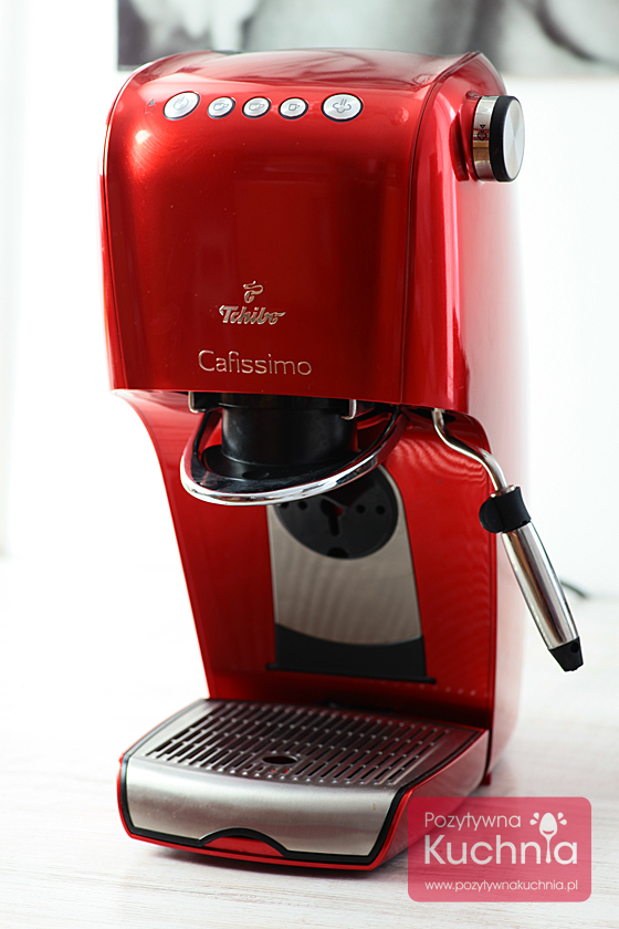 Ekspres do kawy Tchibo Cafissimo