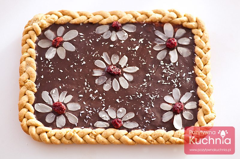 Mazurek czekoladowy