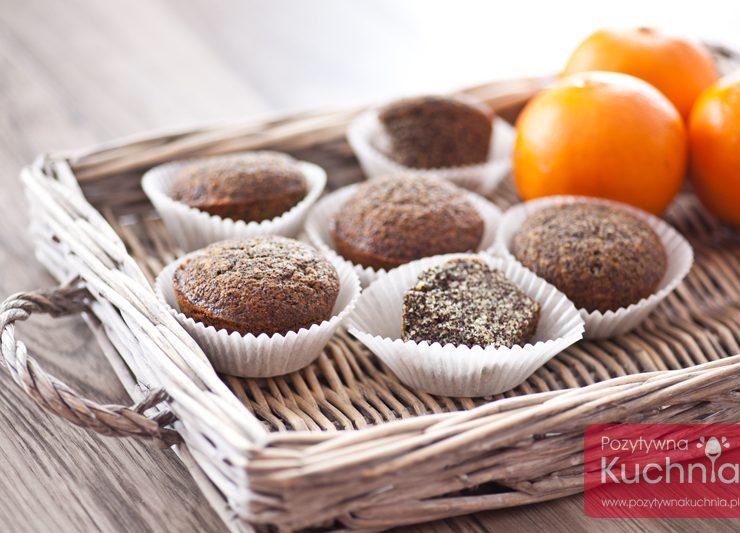 Muffiny z makiem