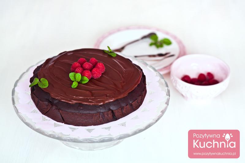 Ciasto czekoladowe z piwem