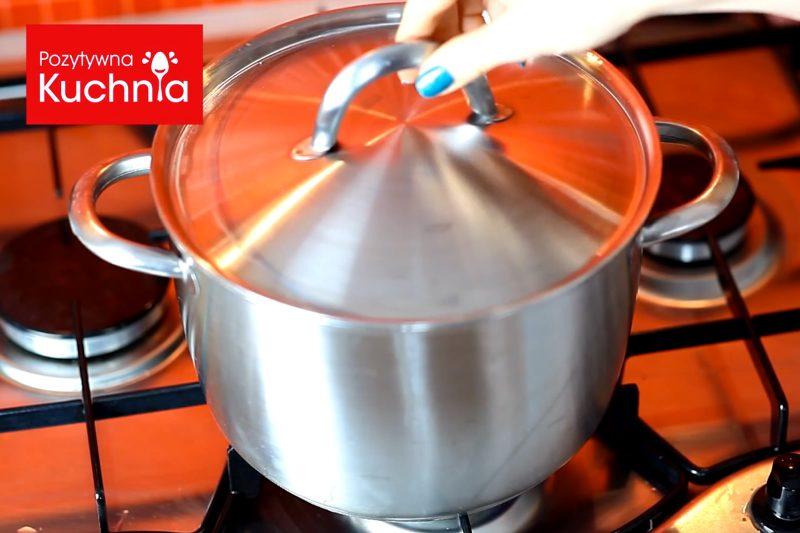 Jak ugotować fasolkę szparagową - krok 2