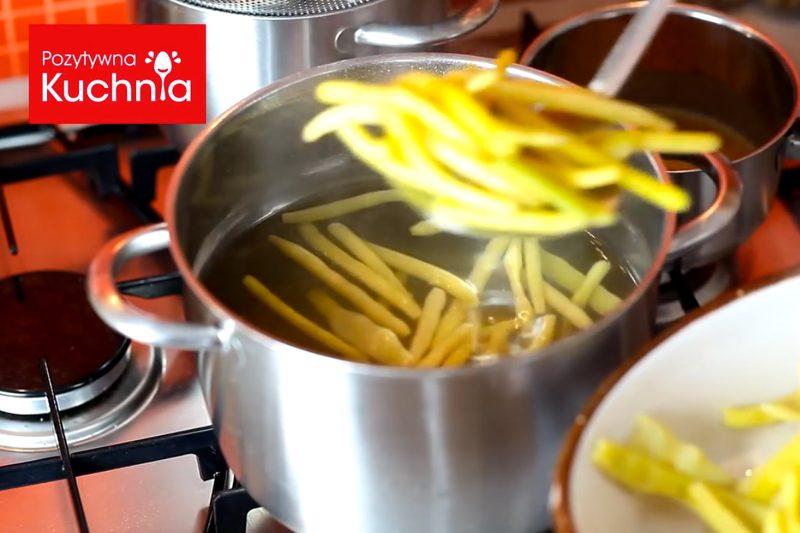 Jak ugotować fasolkę szparagową - krok 3