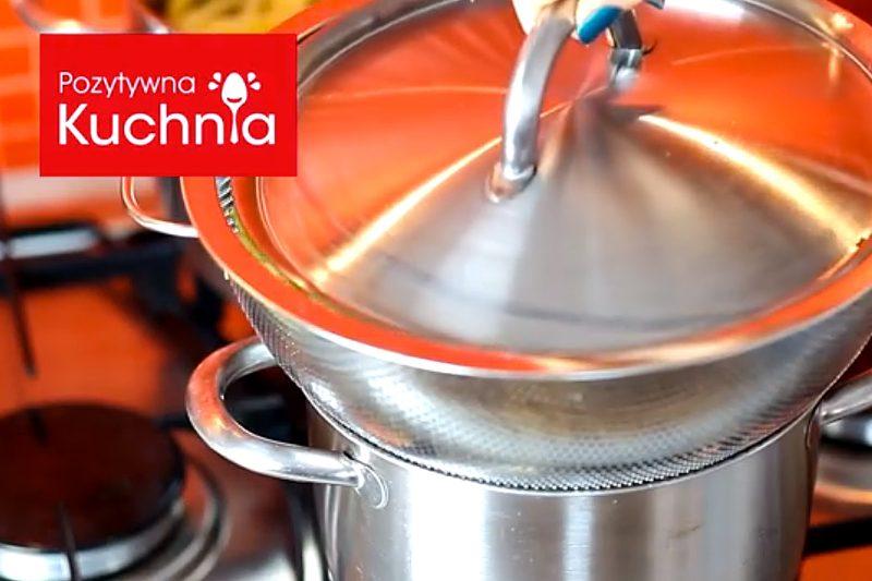 Jak ugotować fasolkę szparagową na parze - krok 2