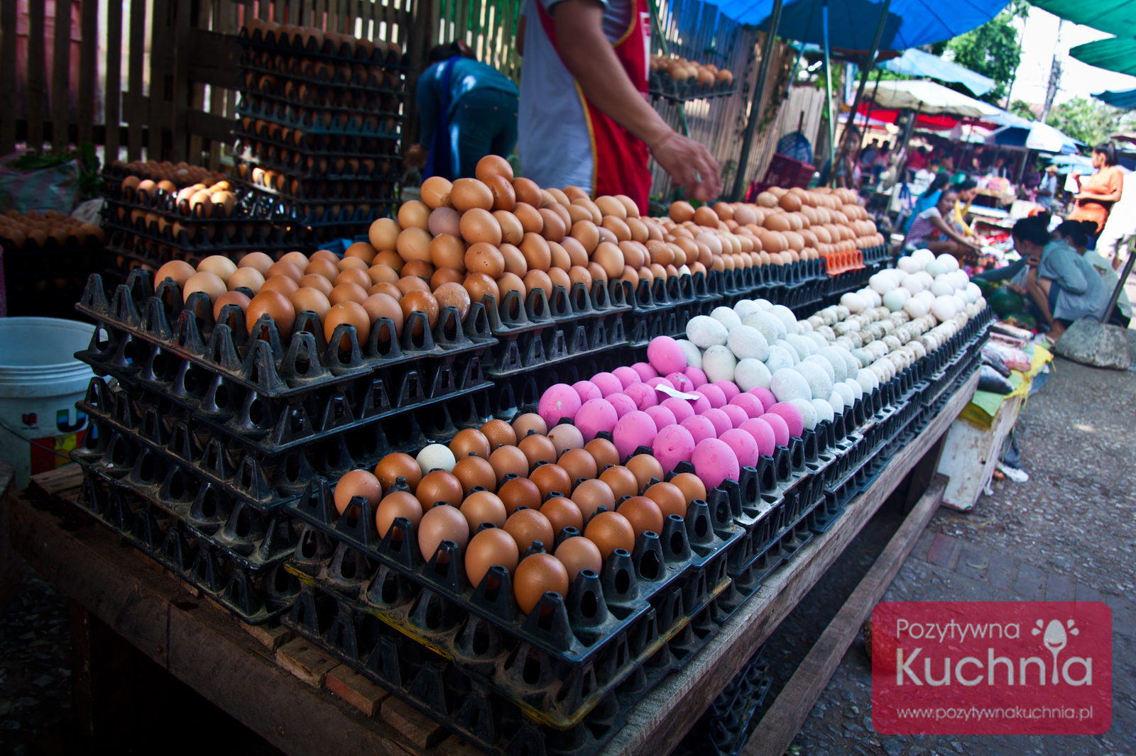 Tajskie jajka