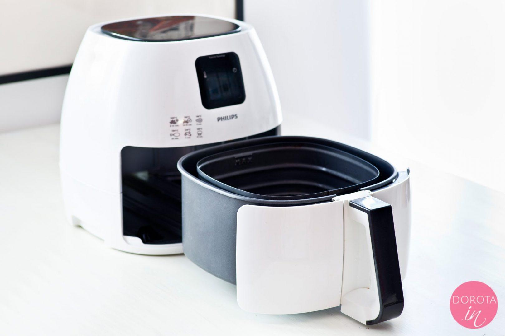 Philips Airfryer - frytownica, piekarnik i grill w jednym
