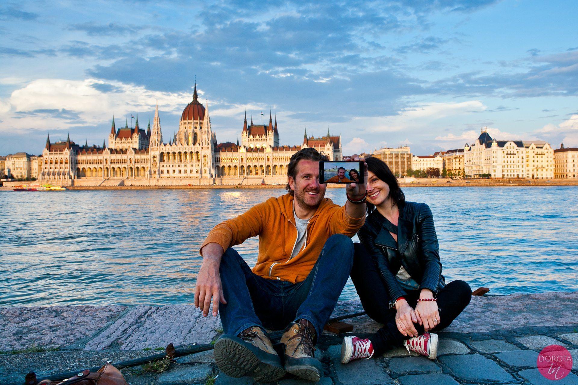 Budapeszt - Dorota Kamińska i Mariusz Stachowiak