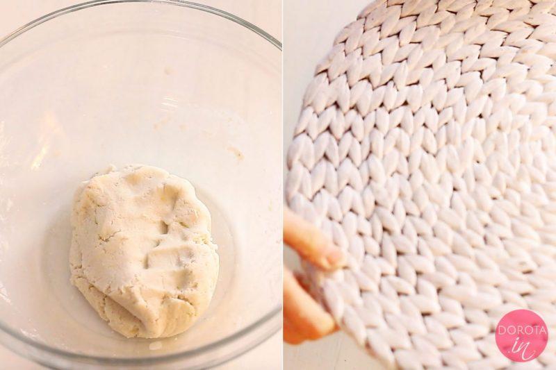 Ciasto drożdżowe bezglutenowe - wyrastanie