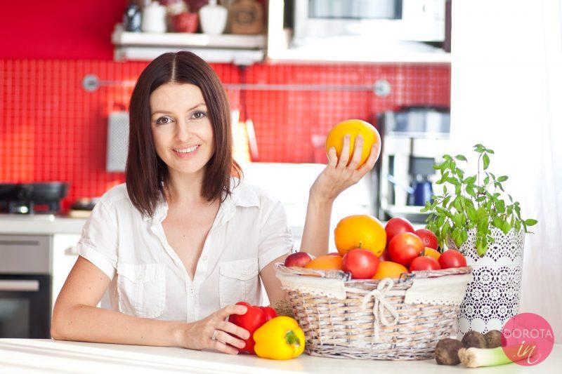 Dorota Kamińska - blog kulinarny DOROTA.iN