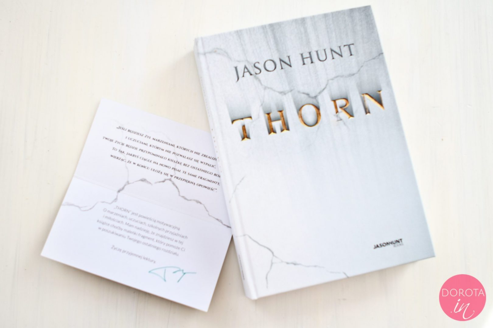 Thorn - Jason Hunt - recenzja i opinie