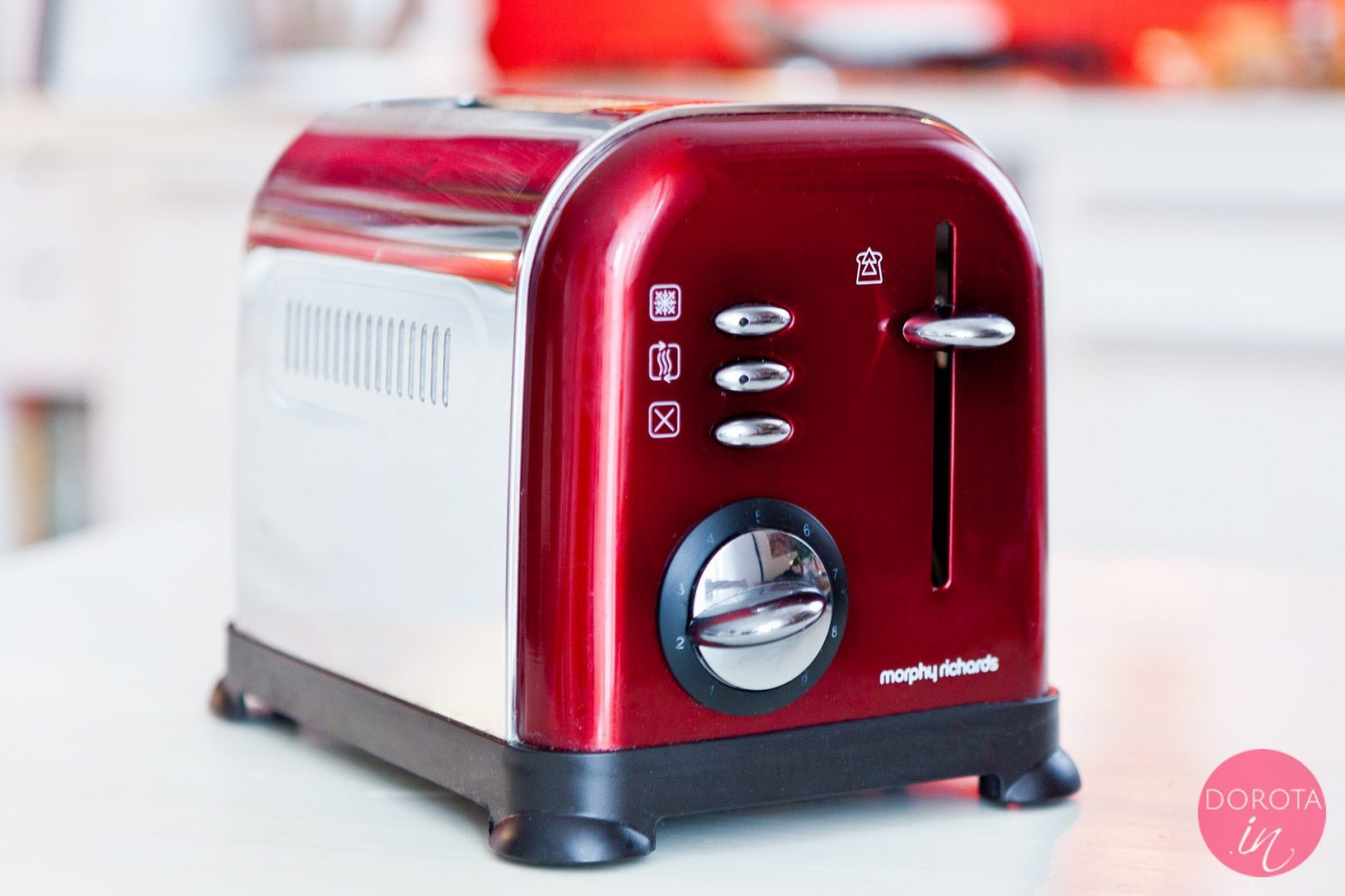 Toster Morphy Richards