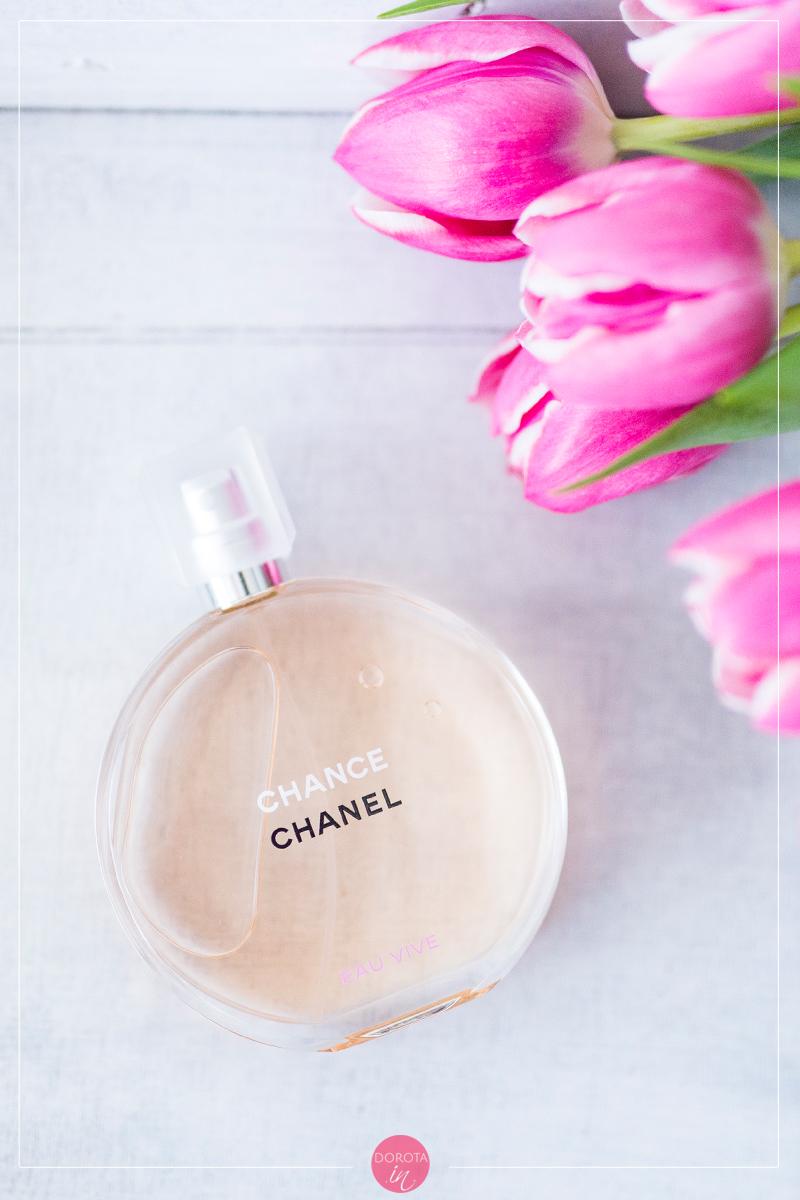 Chanel Chance Vive