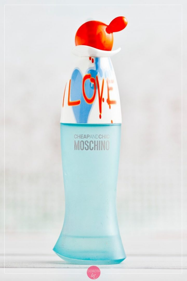 Moschino I Love Love Cheap and Chic