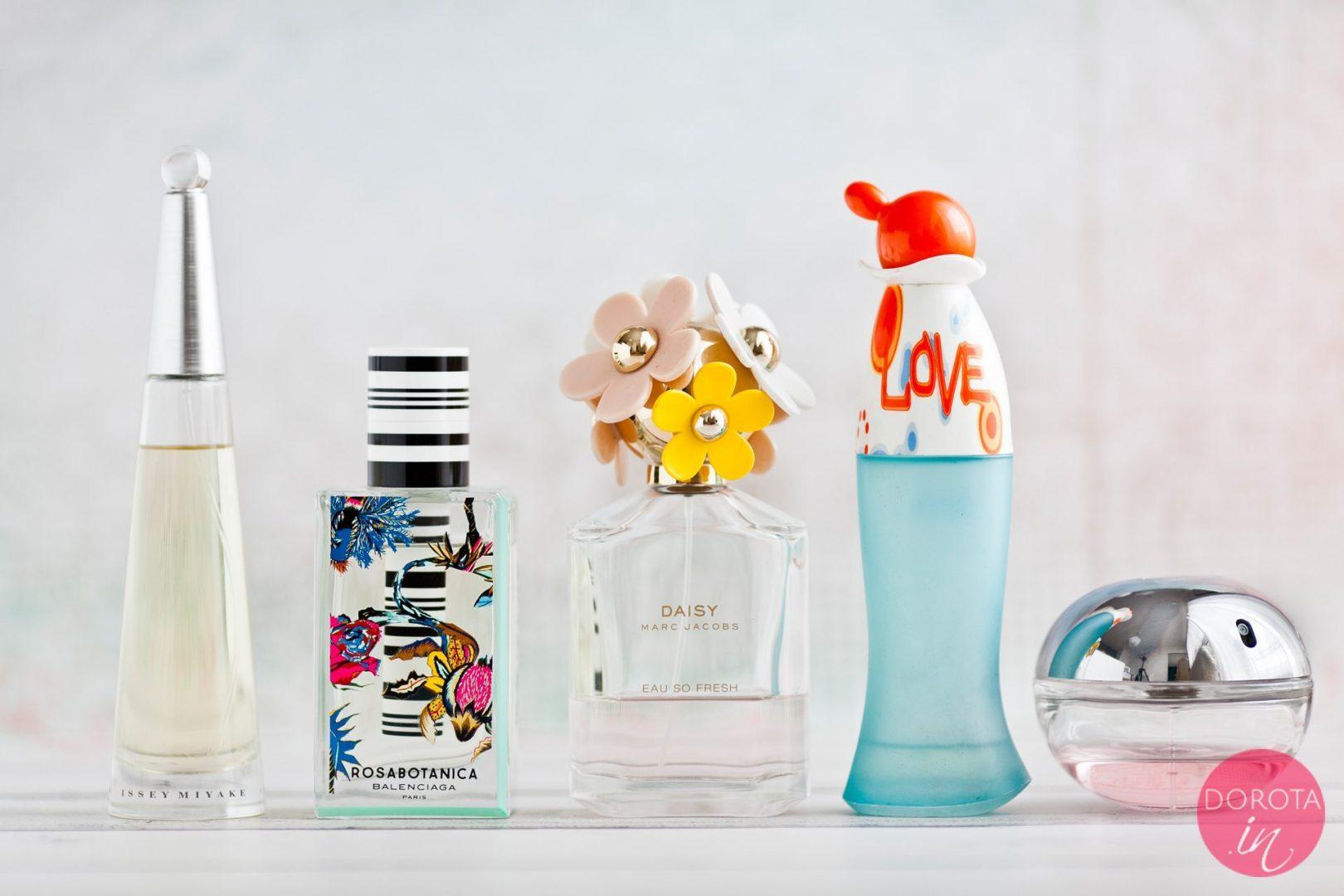 Ulubione perfumy Dorota Kamińska