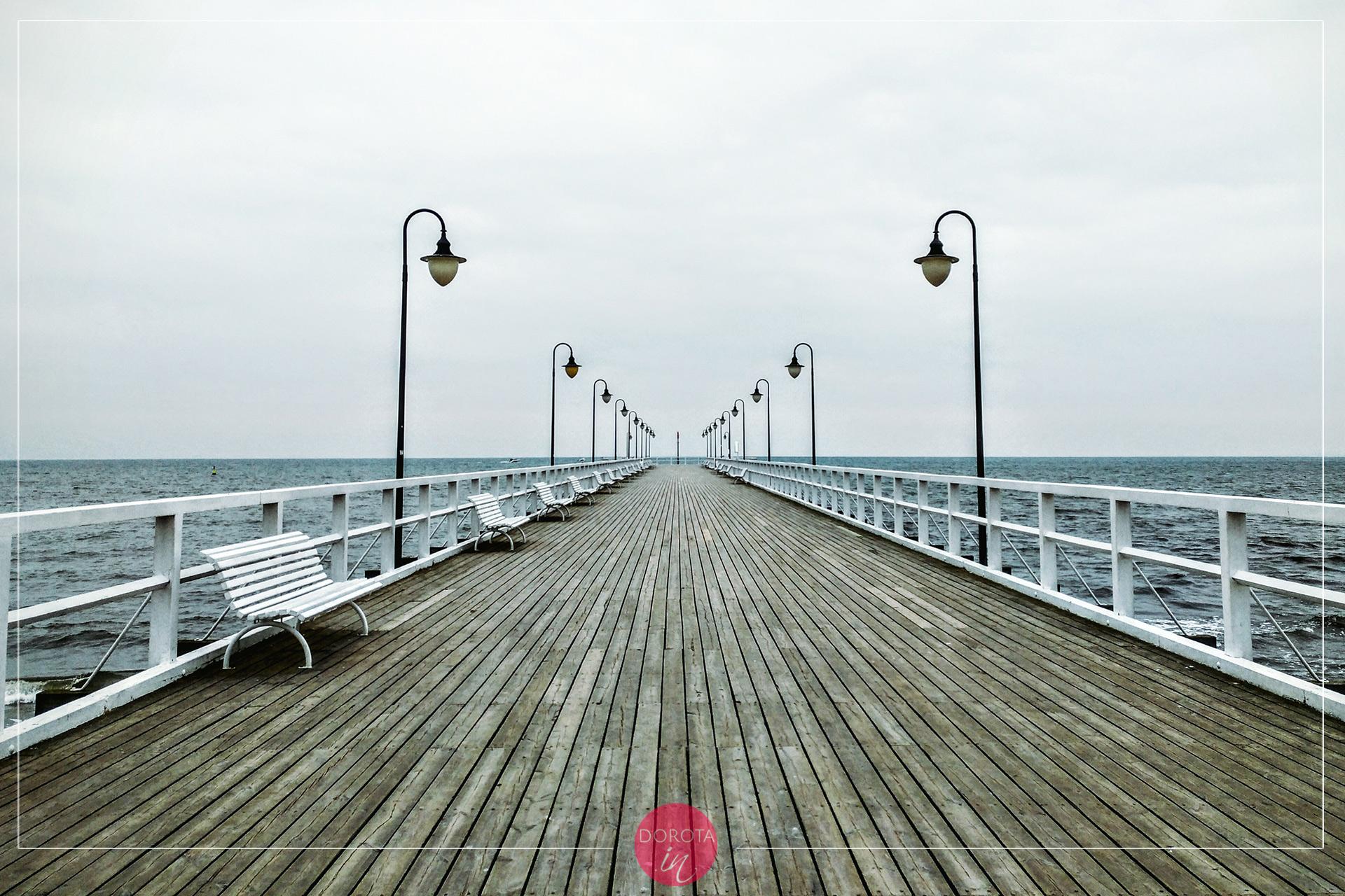 Molo - Gdynia Orłowo