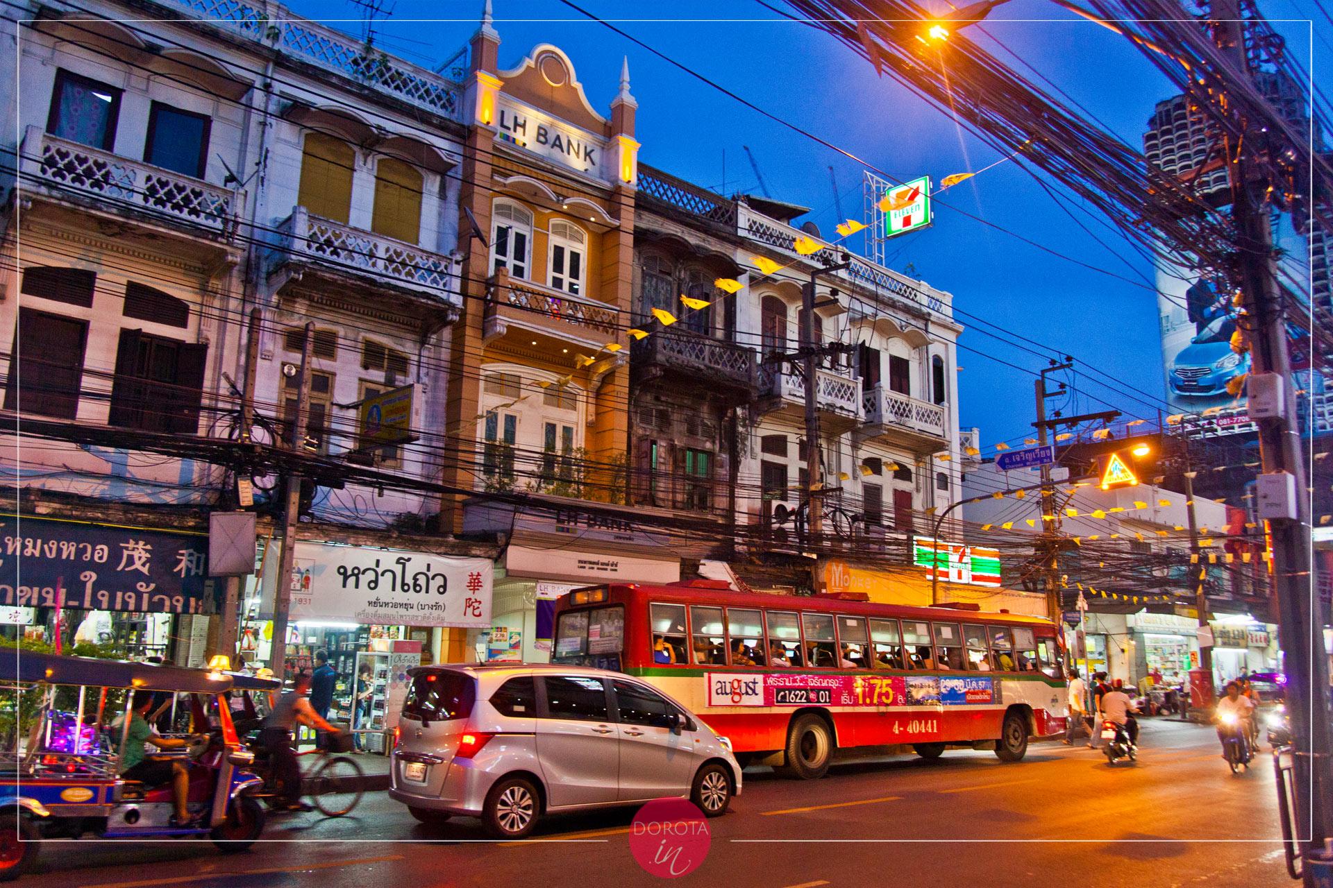 Charoenkrung Road