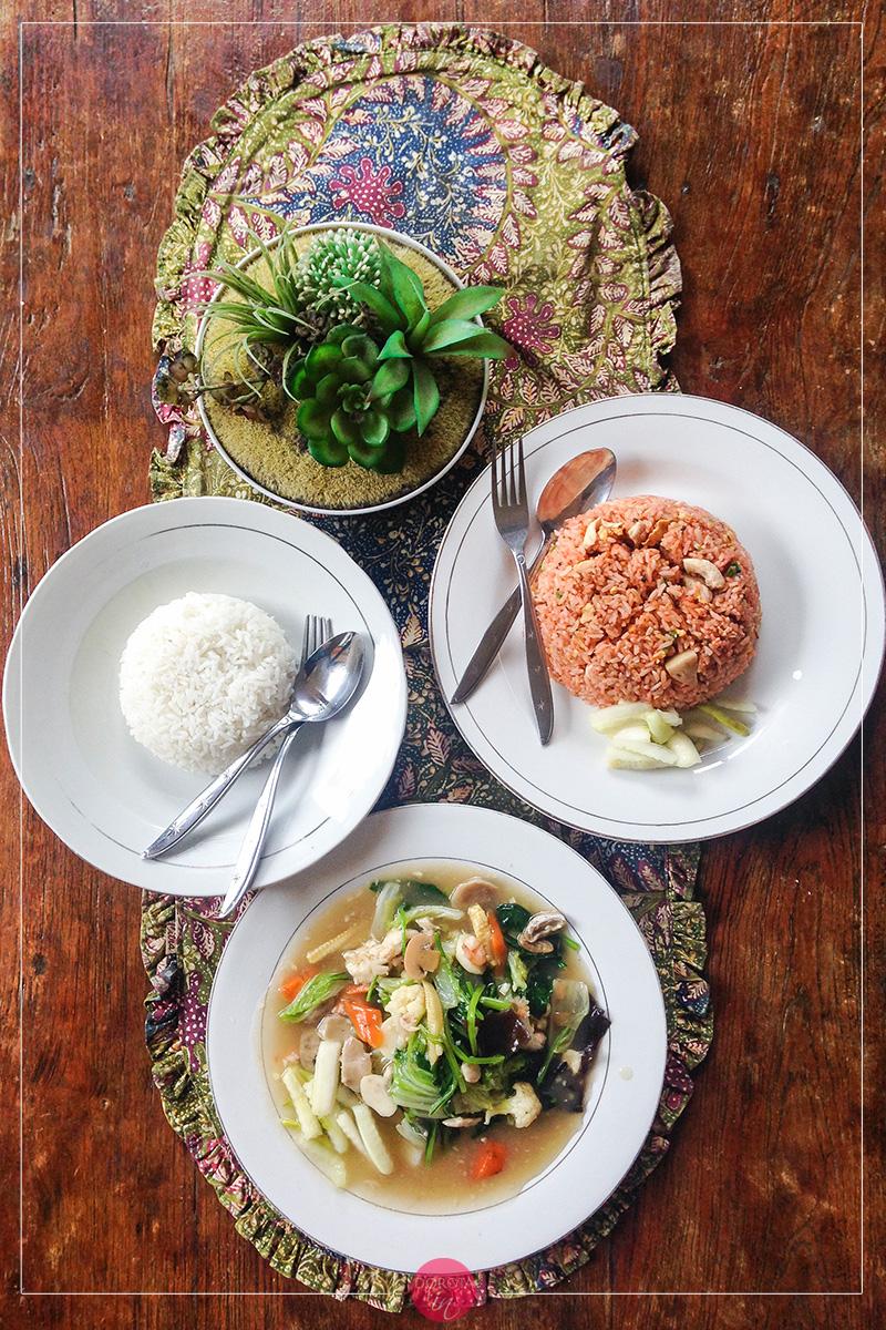 Kuchnia indonezyjska - pierwsze podejście :)