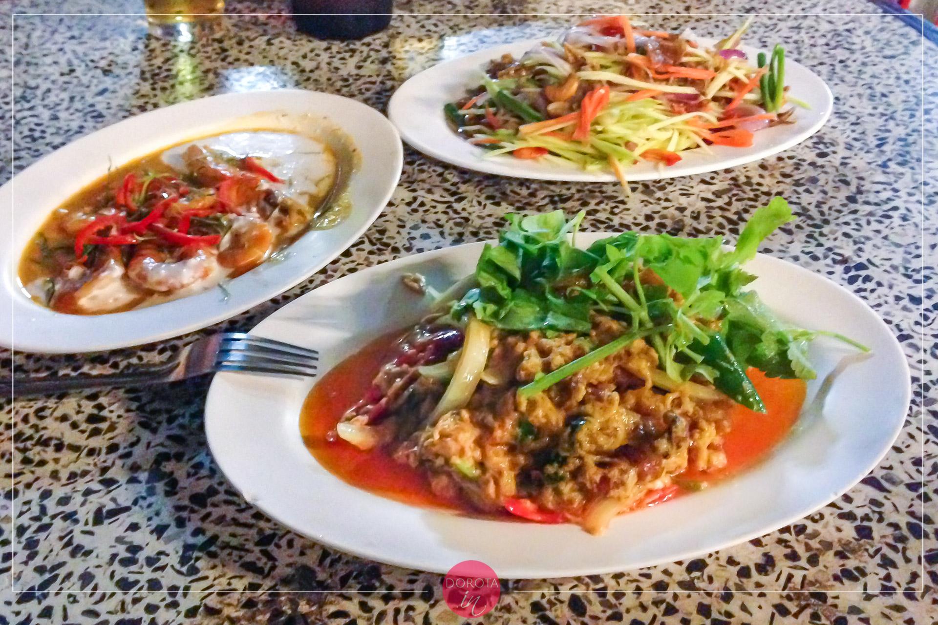 Kuchnia Tajska Smak Potrawy Składniki Co Jeść W