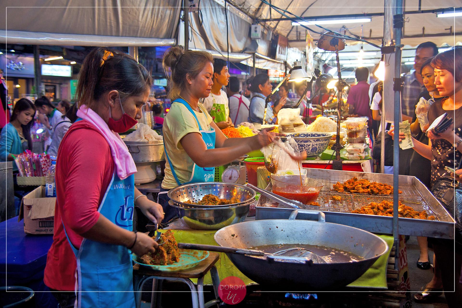 Kuchnia Tajska Smak Potrawy Składniki Co Jeść W Tajlandii Dorota Kamińska