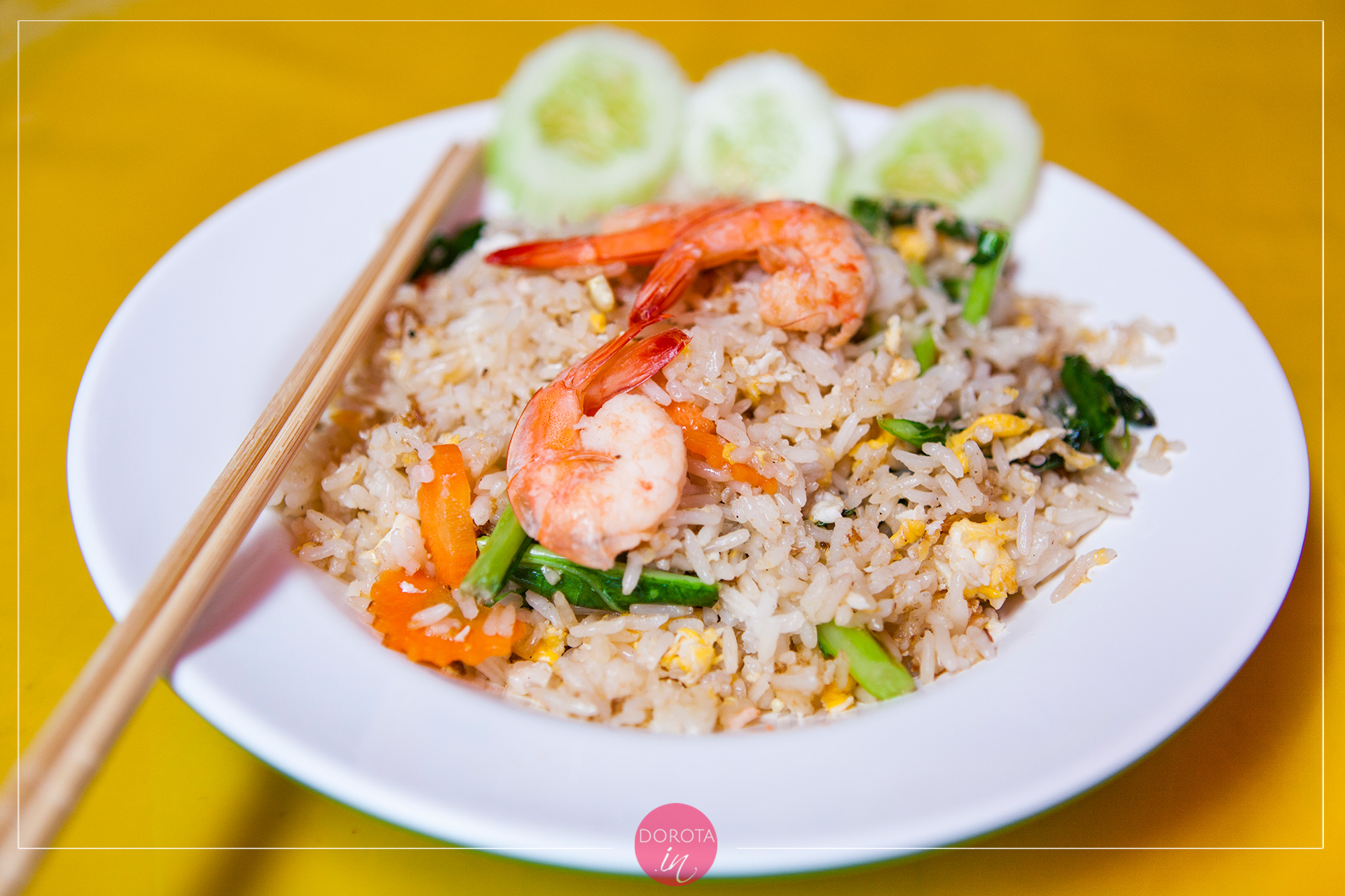 Nasi goreng - smażony ryż