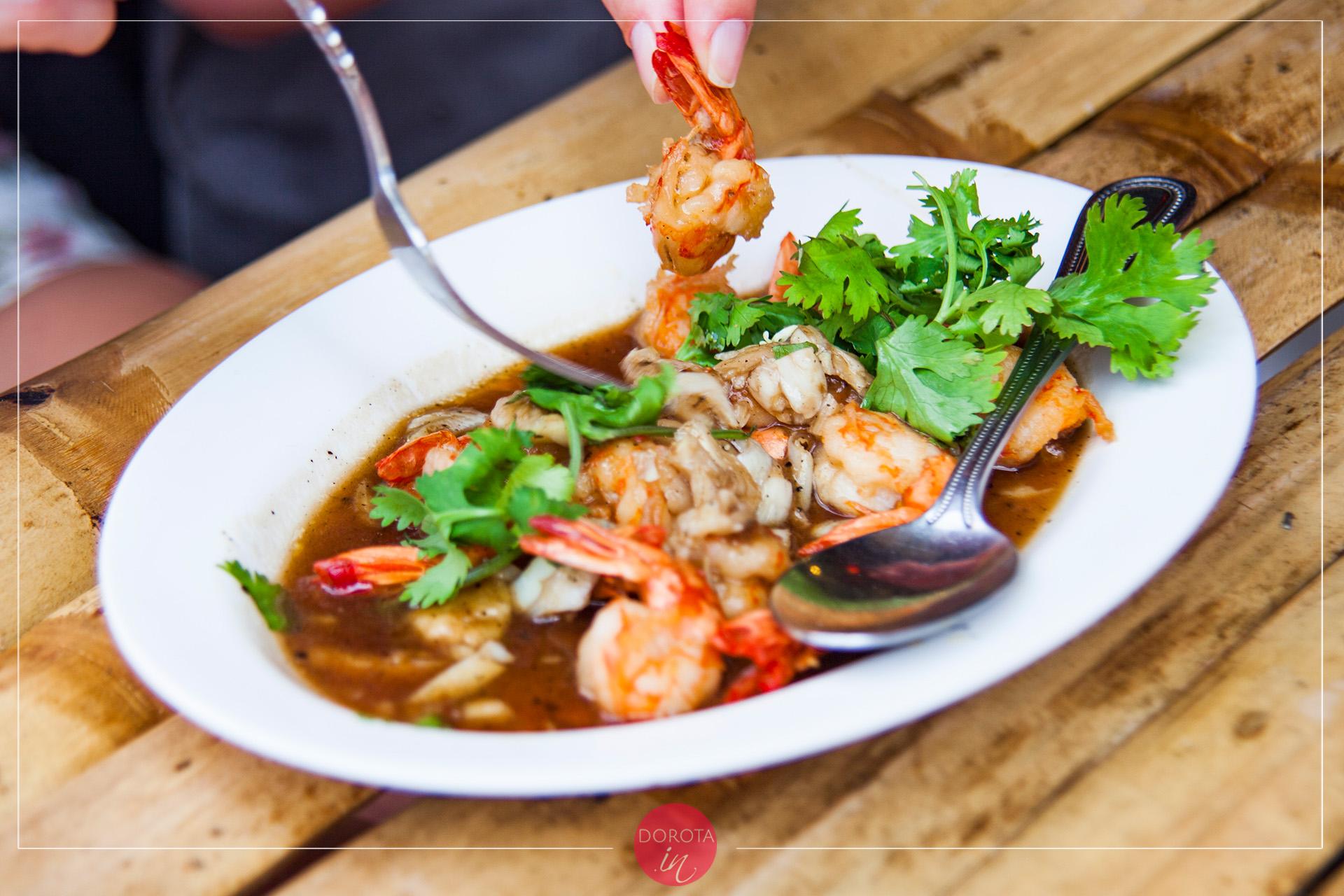 Panang curry czerwone