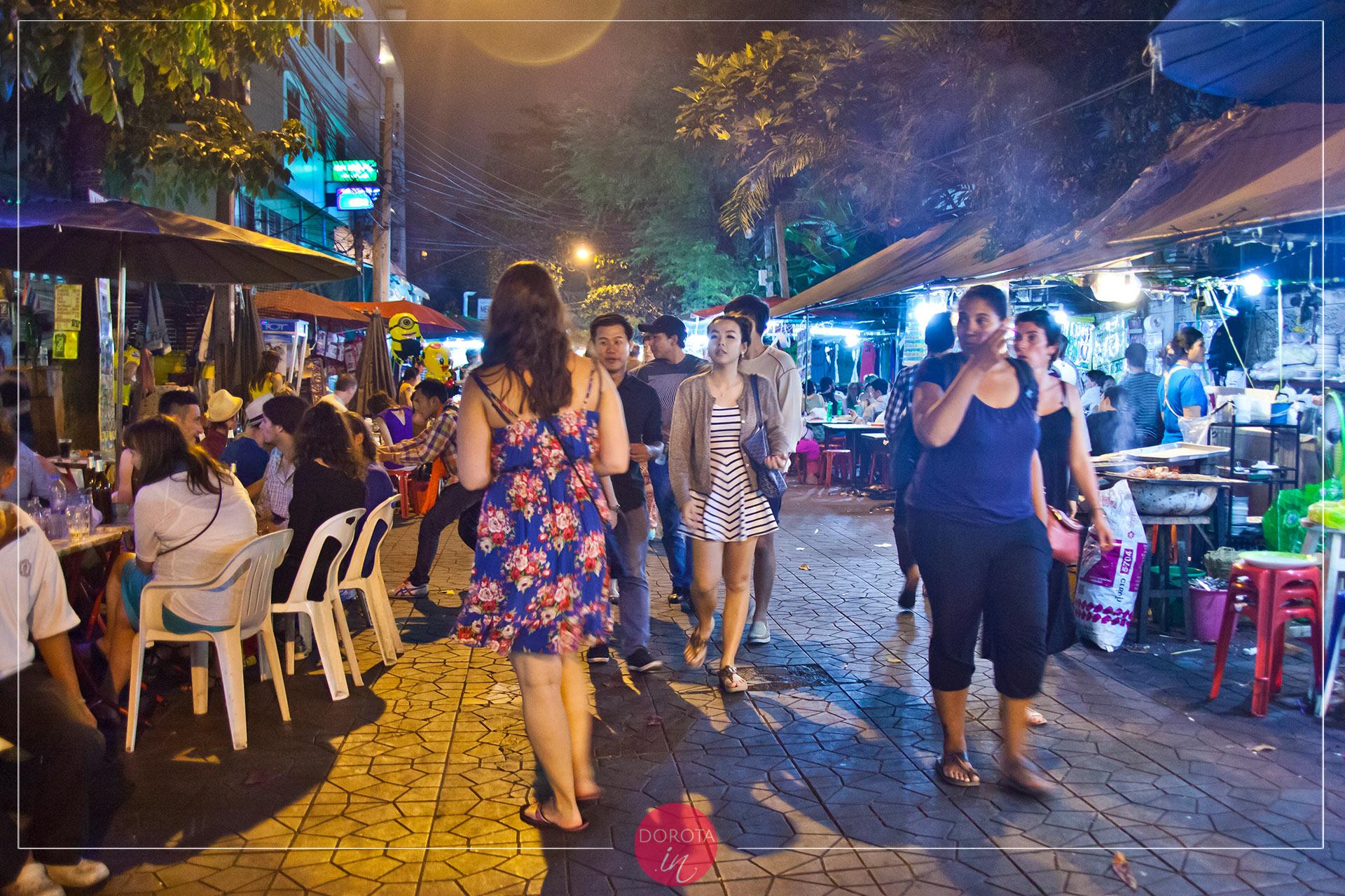 Rambuttri - uliczne jadłodajnie