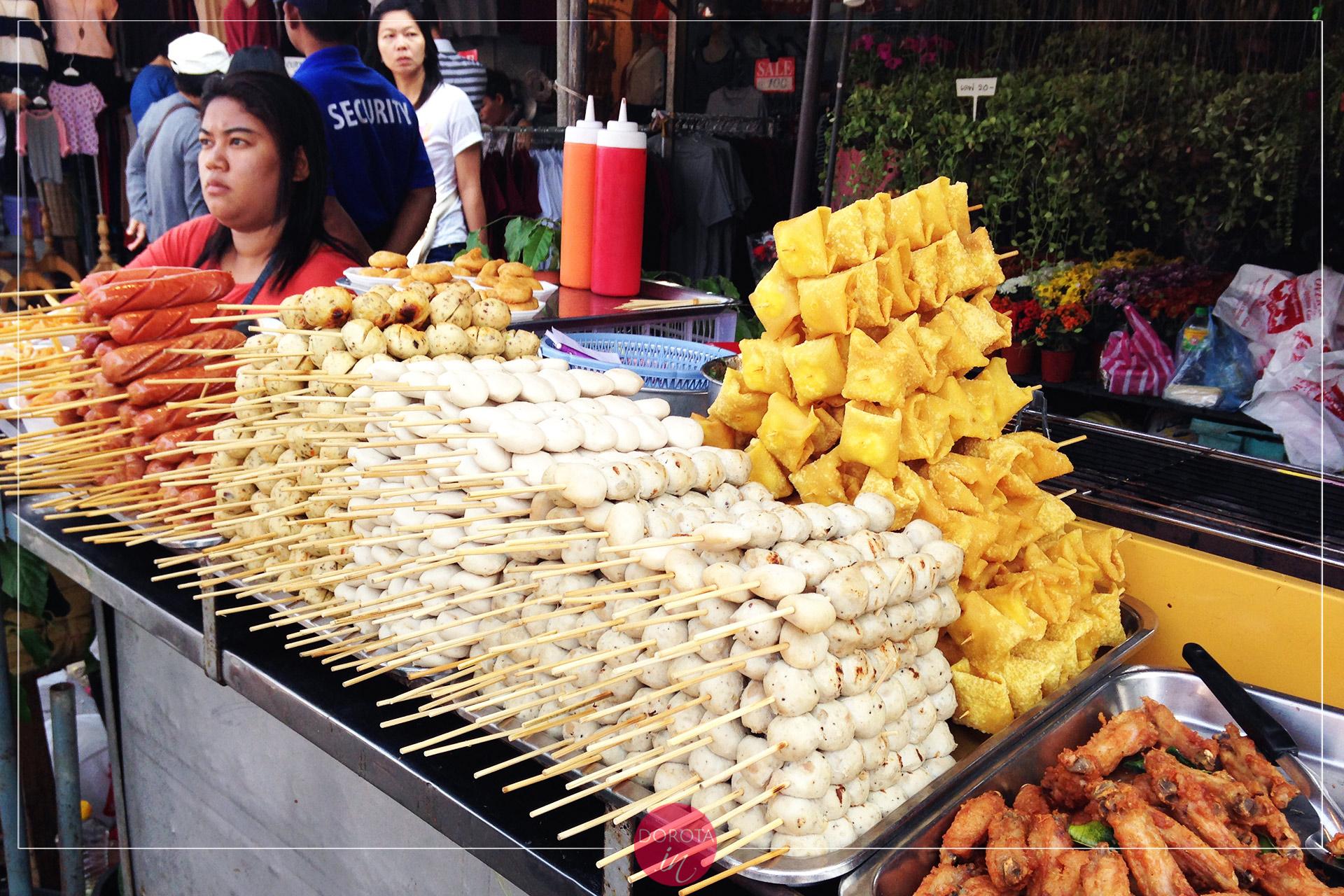 Tajskie pupleciki