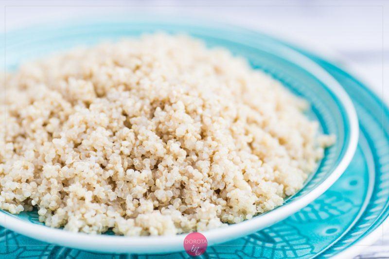 Jak ugotować komosę ryżową – gotowana quinoa