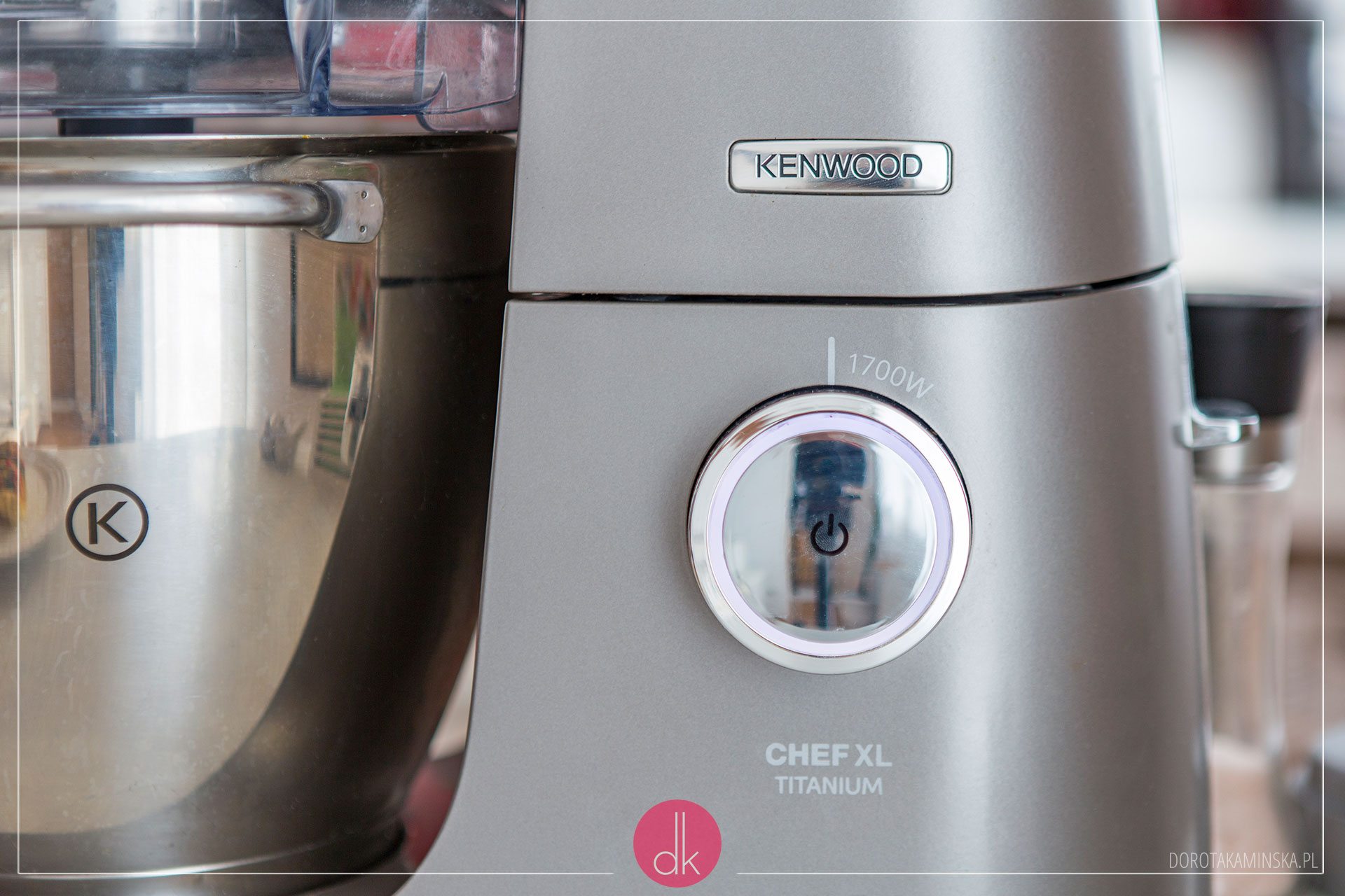 robot kuchenny kenwood chef titanium xl recenzja test. Black Bedroom Furniture Sets. Home Design Ideas